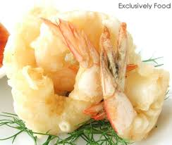 light batter for fish exclusively food tempura prawns recipe