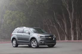 comparison chevrolet equinox suv 2015 vs chevrolet traverse