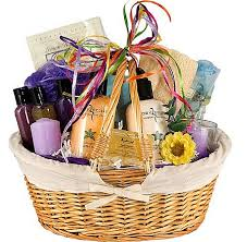 cheap baskets for gifts relaxing bath gift basket for a womanlavender bathroom ideas plan