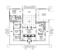 southwest house plans house plan 99288 at familyhomeplans