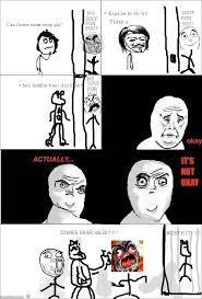 No Soup For You Meme - ragegenerator rage comic no soup for you featuring zombie