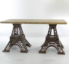 eiffel tower table vintage eiffel tower restaurant coffee tables and chairs