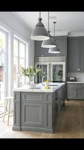 Wood Floor Kitchen by 25 Best Grey Kitchen Floor Ideas On Pinterest Grey Flooring