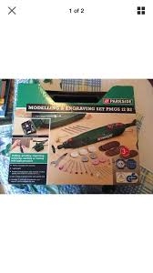 parkside modelling and engraving set parkside modelling engraving set pmgs 12 b2 in prestwich