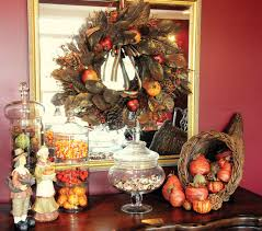thanksgiving mantel decoration pictures photos and images for