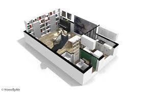 escalier entre cuisine et salon escalier entre cuisine et salon 6 visite en 3d dun petit atelier