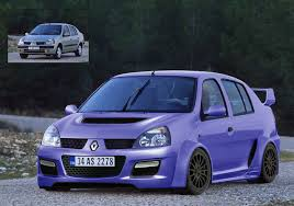 renault purple gpwizard f1 forum renault to make u0027super clio u0027 bodykit