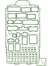 2003 honda crv 2200 fuse box diagram u2013 circuit wiring diagrams