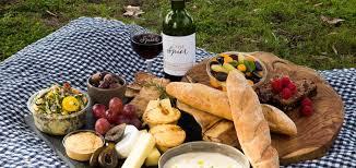 Wine Picnic Baskets Winter Warmer Picnic Hamper At Spier Wine Estate