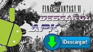 ff6 apk descarga vi gratis apk android