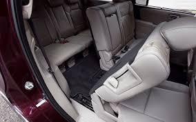 do all honda pilots 3rd row seating 2011 honda pilot reviews and rating motor trend