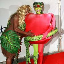 Halloween Costumes Adam Eve Celebrity Costumes Stars Wear Halloween