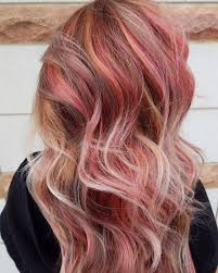 pink highlighted hair over 50 40 pink hair ideas unboring pink hairstyles to try in 2018