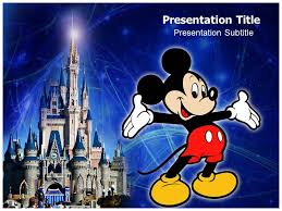 creating an amazing mickey mouse powerpoint template