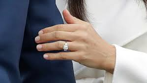 wedding rings in botswana meghan markle s engagement ring from prince harry has special