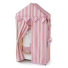 lovely pink and white kids whimsical wardrobe ideas popular home
