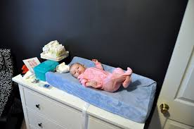 Ikea Portable Changing Table Put Up Your Dukes Nursery Update