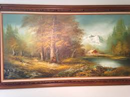 Looking For A Artist Looking To Identify Artist Of Painting Maybe From Northern Nj