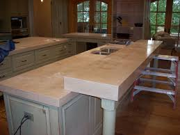 how to build poured concrete countertops home decor inspirations
