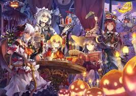 touhou anime wallpapers and images desktop nexus groups