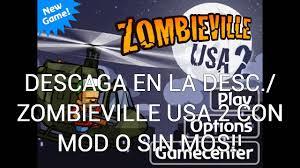 zombieville usa apk descargar zombieville usa 2 gratis android apk