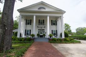 neoclassical home acres circa old houses moore mars home