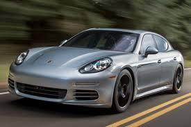 Porsche Panamera Hybrid Mpg - 2016 porsche panamera pricing for sale edmunds