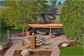 Landscaping Ideas For Large Backyards by Backyards Excellent Mediterranean Backyard Landscaping Ideas