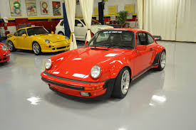 porsche ruf for sale 1987 porsche 911 930 turbo carrera turbo for sale in pinellas park