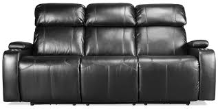 Reclining Couches Dynamo Power Reclining Sofa Black Levin Furniture
