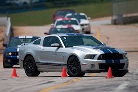 Silver Mustang With Black Stripes 2013 Mustang Paint Colors