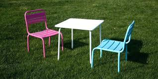 chaise plastique enfant table chaise plastique enfant table chaise enfant jardin table