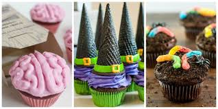 16 easy halloween cupcakes you can make at home