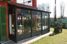 vetrata veranda verande a napoli