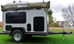 Hardtop Awnings For Trailers Cargo Camping Rigs