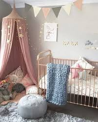 Nursery Decor Pinterest 48 Nursery Room For Baby 25 Best Ideas About Pink Gold