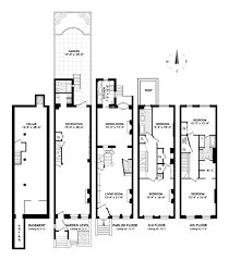 Brooklyn Brownstone Floor Plans Image From Http Img Streeteasy Com Nyc Image 86 9167886 Gif