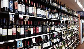 Liquor Store Shelving by Retail Wall Shelving Wall Unit Displays Handy Store Fixtures