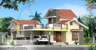 modern concept single floor contemporary house design kerala home
