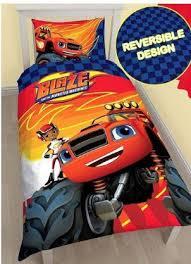 Monster Truck Bed Set Blaze And The Monster Machines Duvet Blaze And The Monster