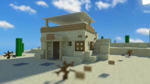 simple desert house minecraft design pinterest deserts