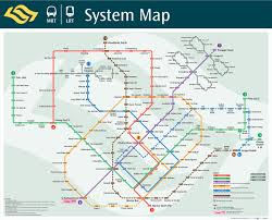 Mtr Map Train System Map Mrt U0026 Lrt Trains Public Transport Land