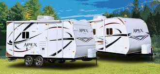 ultra light hybrid travel trailers expandable travel trailers