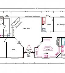 four bedroom floor plans 4 bedroom floorplans modular and manufactured homes in ar