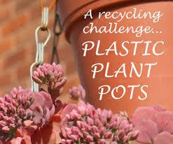 Challenge Plant Pot Shirls Gardenwatch Plastic Plant Pot Challenge