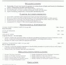 Security Resume Samples by Extraordinary Design Ideas Security Officer Resume Sample 3