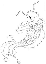 inspirational koi fish coloring page 54 on download coloring pages