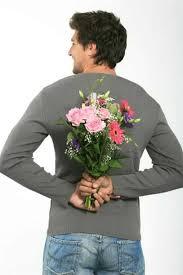 Flower Alt Code - boy giving flowers comment