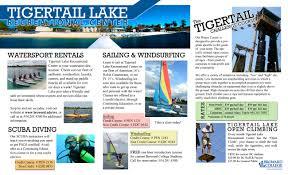 tigertail lake center city of dania beach florida official
