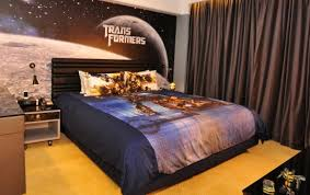transformers bedroom transformers themed bedroom we had a high tech coffee machine at